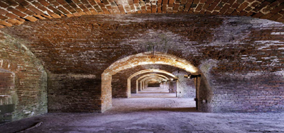 Rehabilatation of Historic Fort Jackson