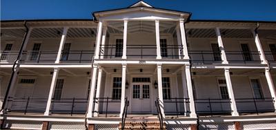 Huftt Hall Restoration - Jackson Barracks