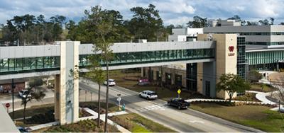 St. Tammany Parish Hospital Pedestrian Skybridge
