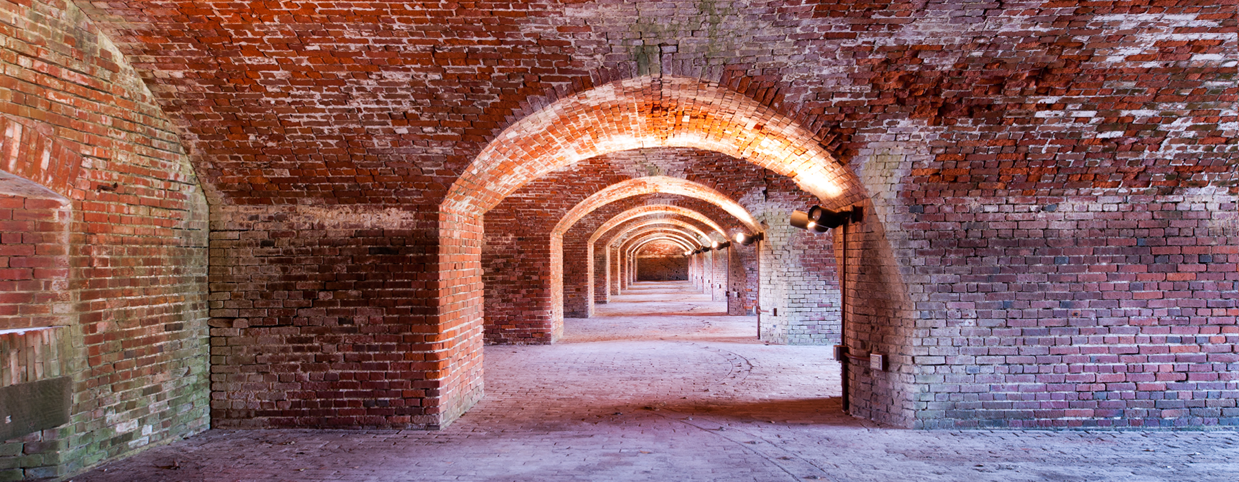 Historic Fort Jackson Restoration